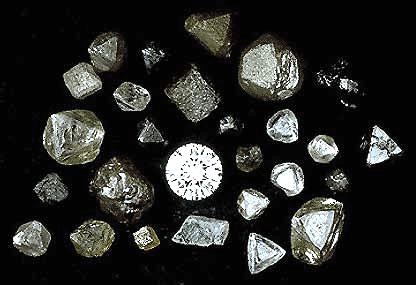 Алмаз | Драгоценные камни | Камни полудрагоценные